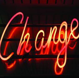 Change bearbeitet